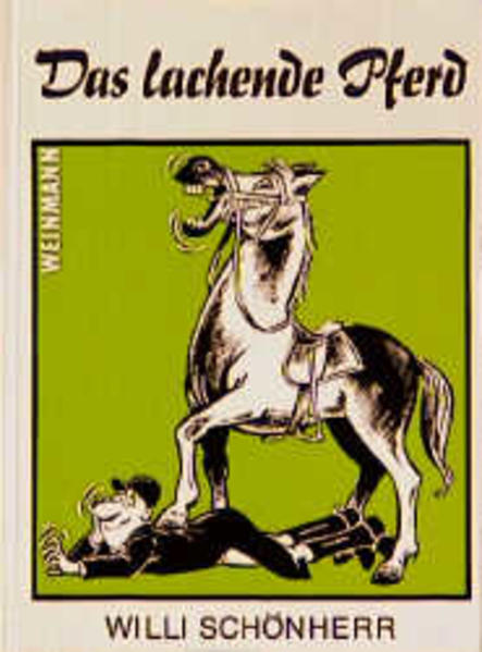 Das lachende Pferd als Buch