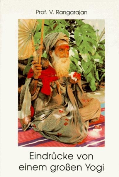 Eindrücke von einem großen Yogi als Buch
