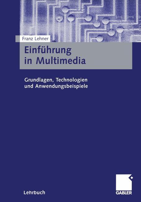Einführung in Multimedia als Buch