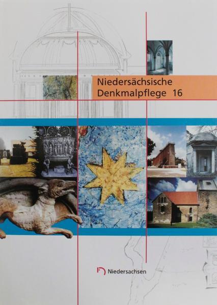 Niedersächsische Denkmalpflege 16 als Buch