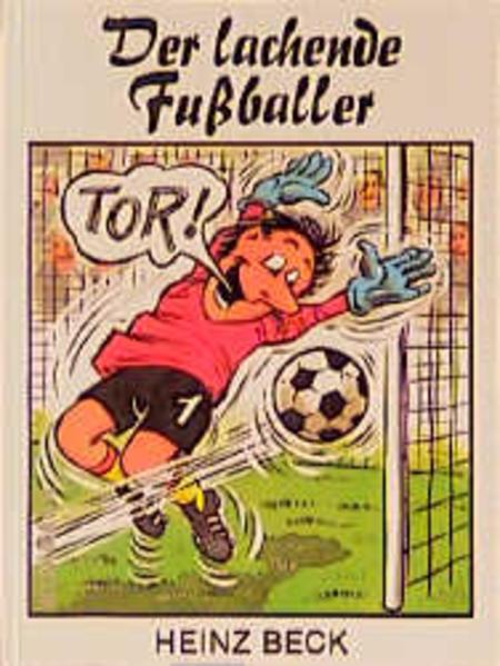 Der lachende Fußballer als Buch