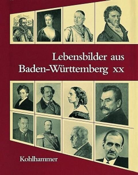 Lebensbilder aus Baden-Württemberg als Buch von
