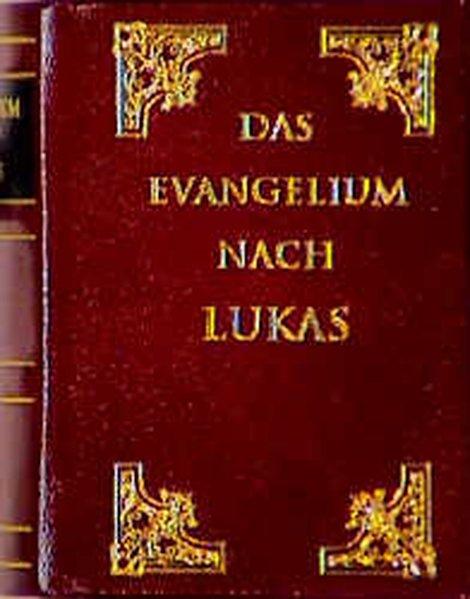 Das Evangelium nach Lukas als Buch