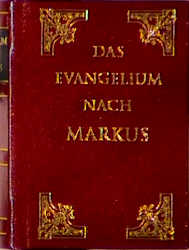 Das Evangelium nach Markus als Buch