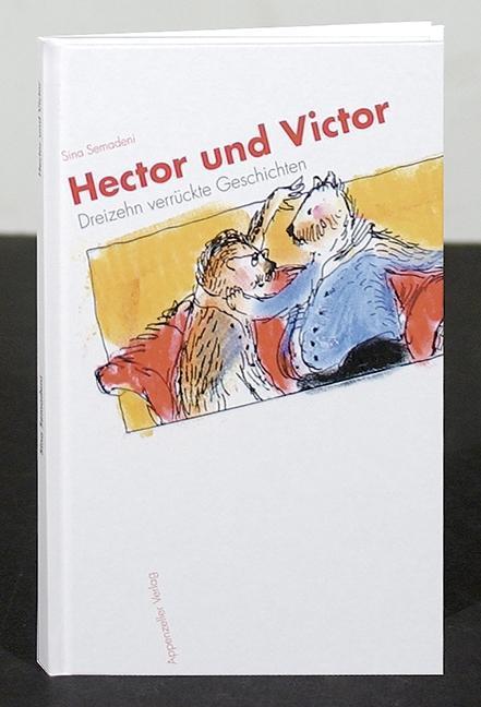 Hector und Victor als Buch