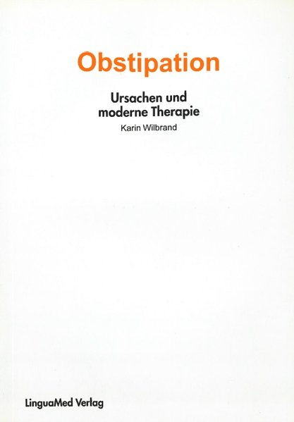 Obstipation als Buch
