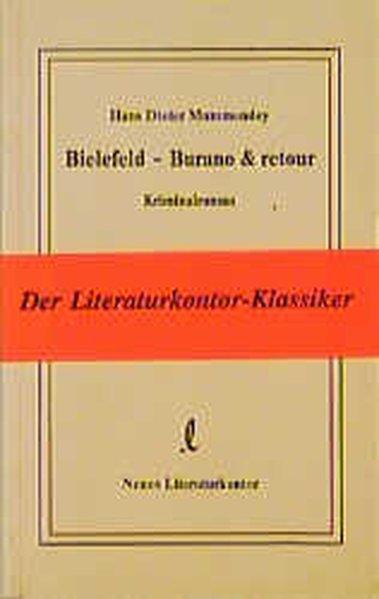 Bielefeld - Burano und retour als Buch