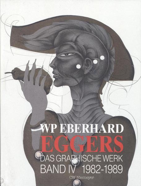 WP Eberhard Eggers - Das graphische Werk als Buch