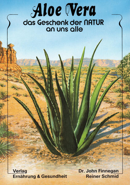 Aloe Vera als Buch