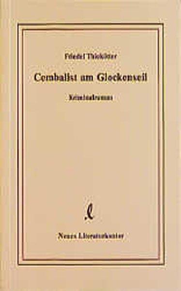 Cembalist am Glockenseil als Buch