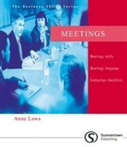 Business Skills Series: Meetings als Taschenbuch