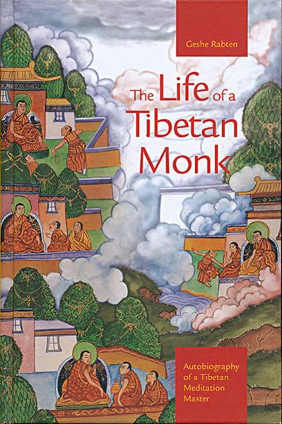 The Life of a Tibetan Monk als Buch
