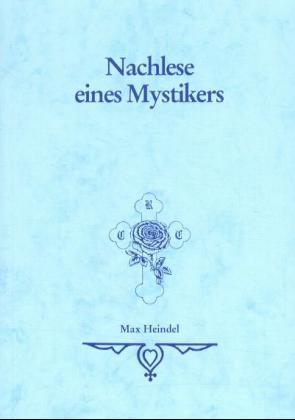 Nachlese eines Mystikers als Buch