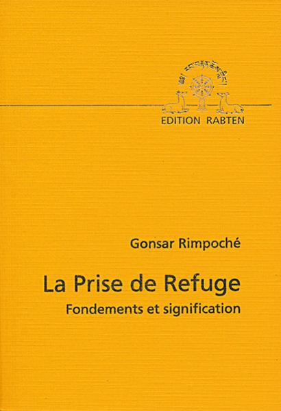 La Prise de Refuge als Taschenbuch