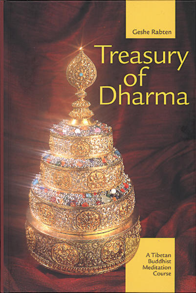Treasury of Dharma als Buch