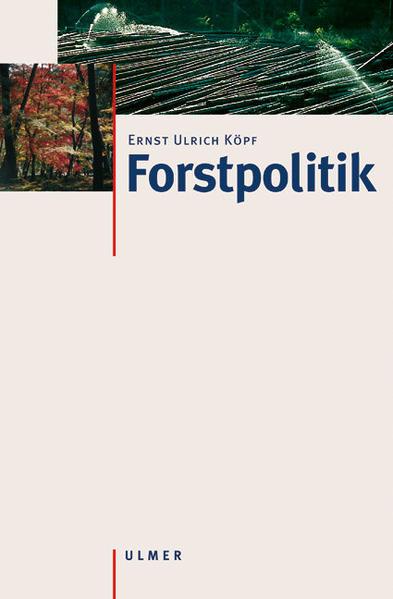 Forstpolitik als Buch