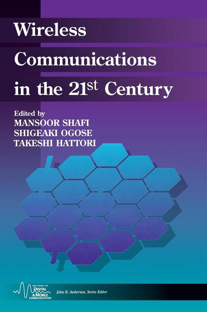 Wireless Communications in the 21st Century als Buch