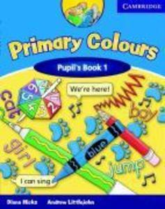 Primary Colours 1 Pupil's Book als Taschenbuch
