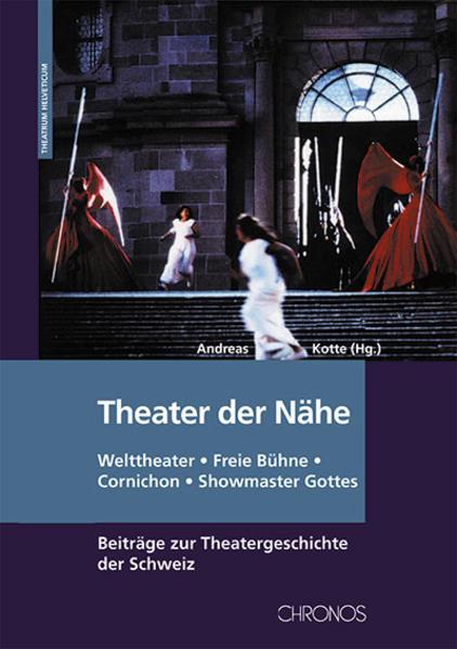 Theater der Nähe als Buch