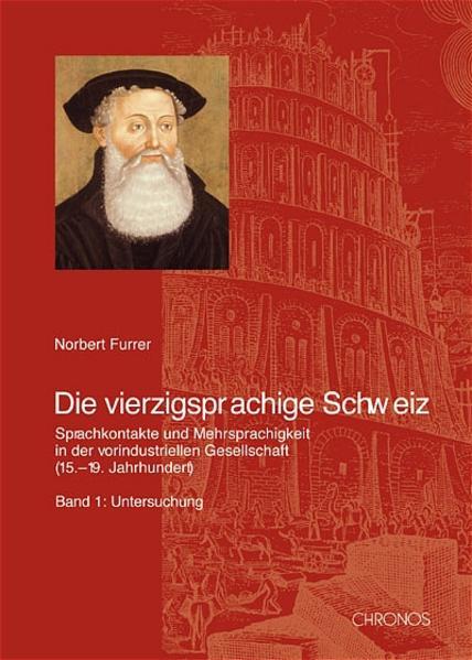 Die vierzigsprachige Schweiz als Buch