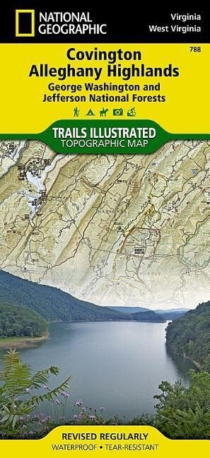 Covington, Alleghany Highlands [george Washington and Jefferson National Forests] als Spielwaren