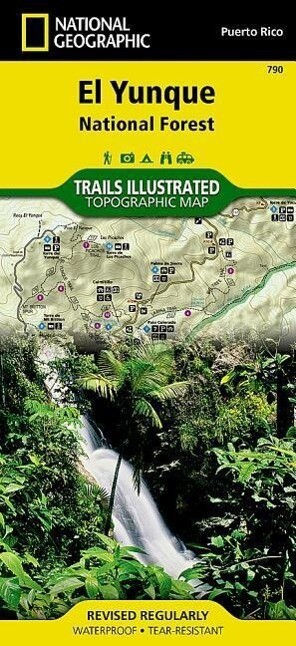 El Yunque National Forest als Buch