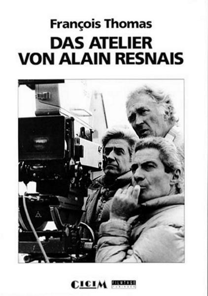 Das Atelier von Alain Resnais als Buch