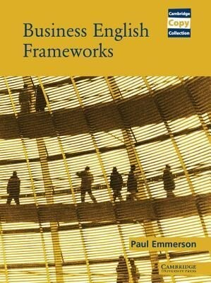 Business English Frameworks als Buch
