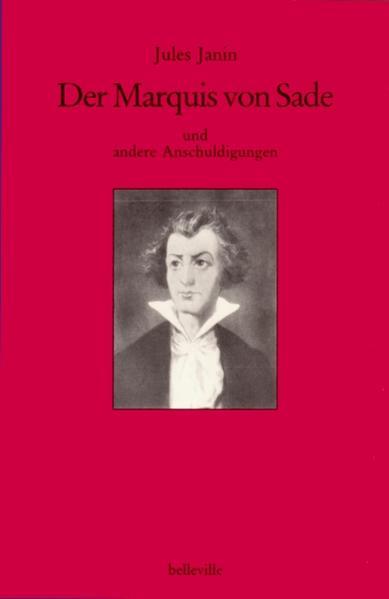 Der Marquis von Sade als Buch