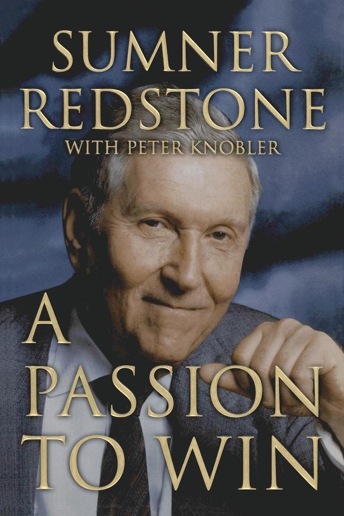 A Passion to Win als Taschenbuch