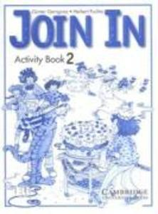 Join in Activity Book 2 als Taschenbuch