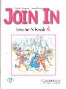 Join in Teacher's Book 4 als Taschenbuch