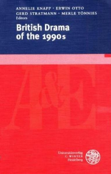 British Drama of the 1990s als Buch