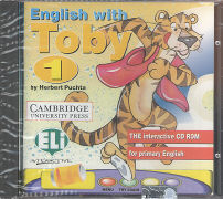 English with Toby 1 CD-ROM: The Interactive CD ROM for Primary English als Spielwaren