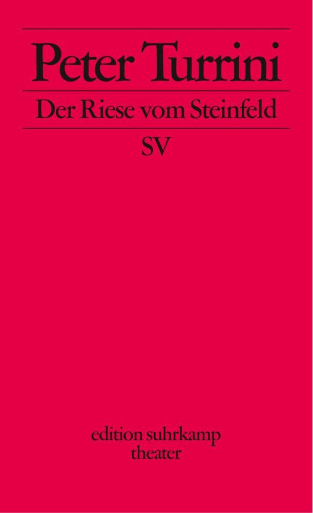 Der Riese vom Steinfeld als Taschenbuch