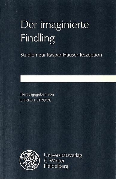 Der imaginierte Findling als Buch