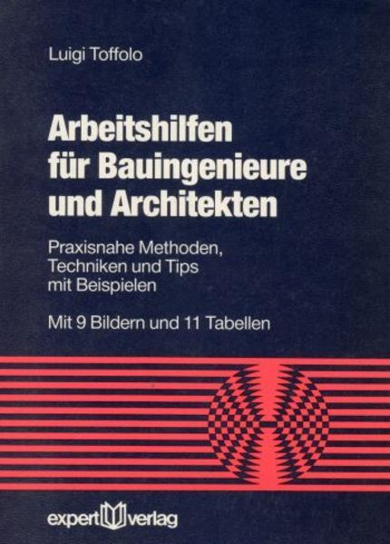 Arbeitshilfen für Bauingenieure und Architekten als Buch