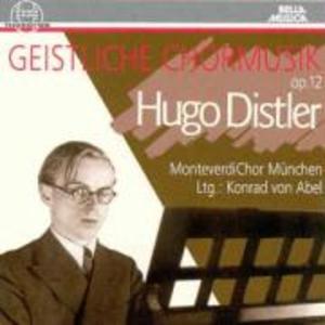 Geistliche Chormusik op.12 als CD
