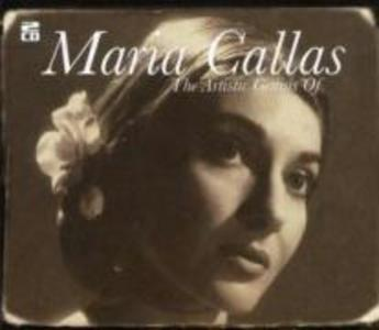 The Artistic Genius Of Maria Callas als CD
