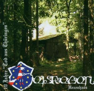 Hexenhaus als CD
