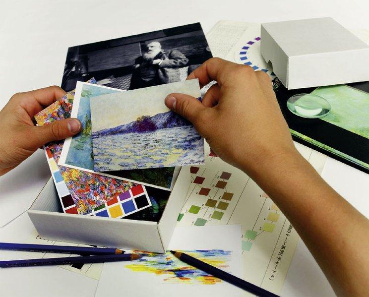 Monet in a Box: Das Museum zum Mitnehmen als Buch