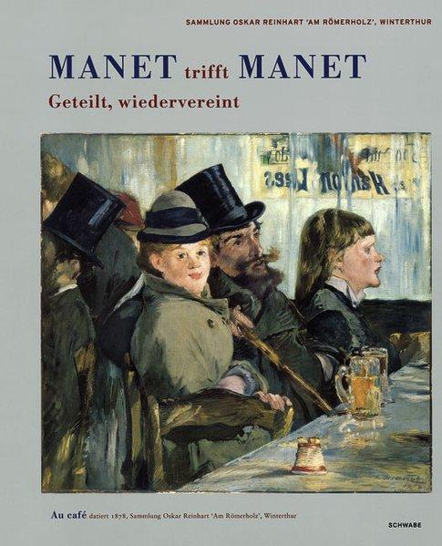 Manet trifft Manet als Buch