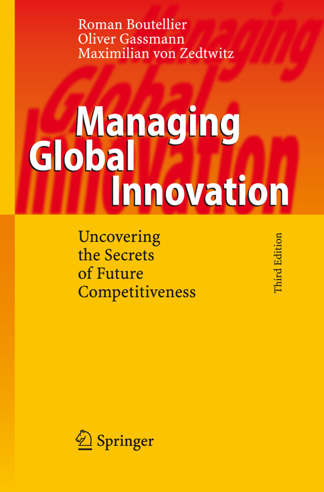 Managing Global Innovation als Buch