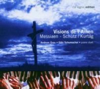 Visions De L'Amen als CD