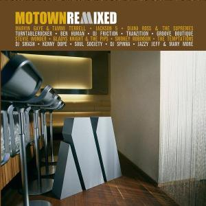 Motown Remixed als CD