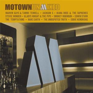 Motown Unmixed als CD