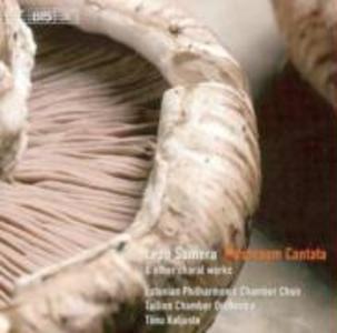 Mushroom Cantata als CD