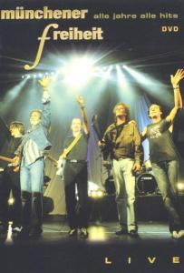 Münchener Freiheit-alle Jahre alle Hits-live als CD