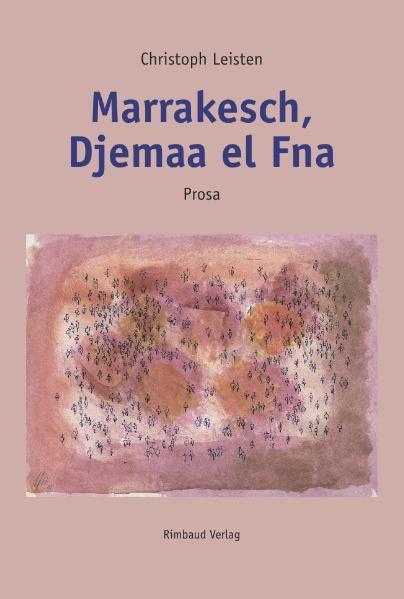 Marrakesch, Djemaa el Fna als Buch