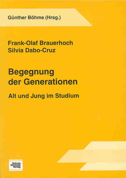 Begegnung der Generationen als Buch